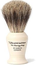 Духи, Парфюмерия, косметика Помазок для бритья, P375 - Taylor of Old Bond Street Shaving Brush Pure Badger size M