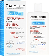 Духи, Парфюмерия, косметика Шампунь стимулирующий и возобновляющий рост волос - Dermedic Capilarte Shampoo