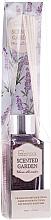 Духи, Парфюмерия, косметика Ароматический диффузор - IDC Institute Scented Garden Warm Lavender Stick Fragrance Diffuser