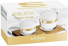 Духи, Парфюмерия, косметика Набор - Sisley L'Integral Anti-Age Face-Eye Set (f/cr/50ml + lip/eye/cr/15ml)