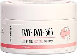 Духи, Парфюмерия, косметика Очищающие пилинг-спонжи c кислотами - Wish Formula Day Day 365 All in One Boosting Pad Mask