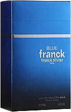 Духи, Парфюмерия, косметика Franck Olivier Franck Blue - Туалетная вода