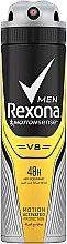 Духи, Парфюмерия, косметика Дезодорант - Rexona Men MotionSens Deodorant V8