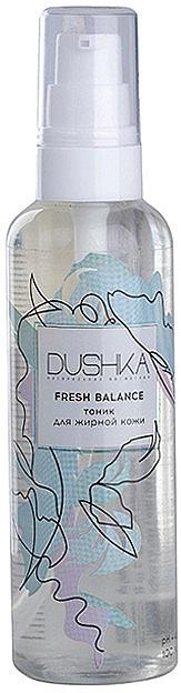 "Тоник для жирной кожи лица ""Fresh Balance"" - Dushka — фото N1"