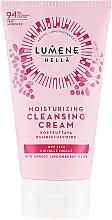 Духи, Парфюмерия, косметика Увлажняющий очищающий крем для лица - Lumene Moisturizing Cleansing Cream