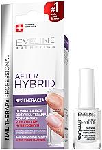 Духи, Парфюмерия, косметика Укрепляющий кондиционер для ногтей - Eveline Cosmetics After Hybrid Manicure