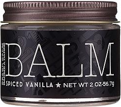 Духи, Парфюмерия, косметика Бальзам для бороды - 18.21 Man Made Beard Balm Spiced Vanilla