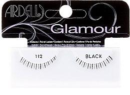 Духи, Парфюмерия, косметика Накладные ресницы - Ardell Glamour Eyelashes Black 112