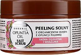 Духи, Парфюмерия, косметика Солевой скраб с органическим маслом инжира - GlySkinCare Opuntia Oil Salt Scrub
