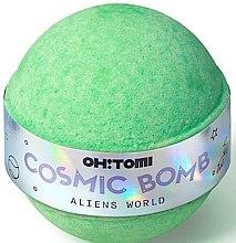 Духи, Парфюмерия, косметика Бомбочка для ванны - Oh!Tomi Cosmic Bomb Aliens World