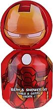 Духи, Парфюмерия, косметика Детский гель для душа - Corsair Marvel Avengers Iron Man Bath&Shower Gel