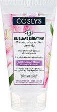 Духи, Парфюмерия, косметика Маска с органической лилией и кератином - Coslys Sublime Keratine Mask