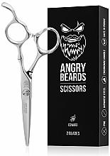 Духи, Парфюмерия, косметика Ножницы для стрижки волос - Angry Beards Scissors Edward