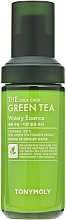 Духи, Парфюмерия, косметика Эссенция для лица - Tony Moly The Chok Chok Green Tea Watery Essence