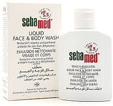 Духи, Парфюмерия, косметика Эмульсия для душа для лица и тела - Sebamed Liquid Face & Body Wash