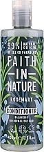 Духи, Парфюмерия, косметика Кондиционер для волос с розмарином - Faith in Nature Rosemary Conditioner