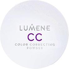 Духи, Парфюмерия, косметика СС-пудра для лица - Lumene CC Color Correcting Powder
