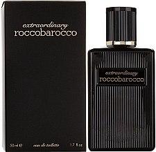 Духи, Парфюмерия, косметика Roccobarocco Extraordinary For Men - Туалетная вода (тестер с крышечкой)