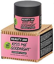 Духи, Парфюмерия, косметика Ночная маска для губ - Beauty Jar Kiss Me Goodnight Overnight Lip Mask