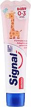Духи, Парфюмерия, косметика Детская зубная паста - Signal Signal Kids Strawberry Toothpaste