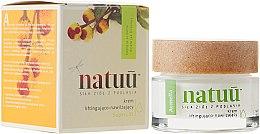 Духи, Парфюмерия, косметика Увлажняющий крем-лифтинг для лица с экстрактом акмеллы - Natuu SuperLift Face Cream