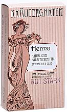 Духи, Парфюмерия, косметика Хна, порошок интенсивного красного цвета - Styx Naturcosmetic Henna Rot Stark