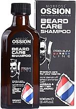 Духи, Парфюмерия, косметика Шампунь для бороды - Morfose Ossion Beard Care Shampoo