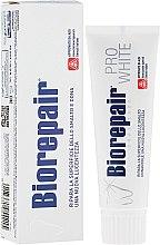 Духи, Парфюмерия, косметика Зубная паста отбеливающая - BioRepair PRO White