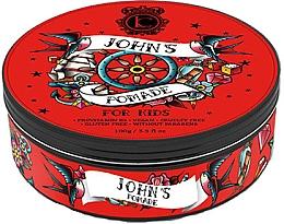 Помада для волос - Lavish Care John's Pomade For Kids — фото N2