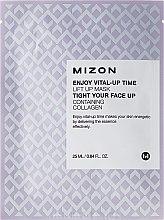 Духи, Парфюмерия, косметика Тканевая маска - Mizon Enjoy Vital-Up Time Lift Up Mask