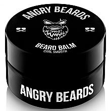 Духи, Парфюмерия, косметика Бальзам для бороды - Angry Beards Carl Smooth Beard Balm