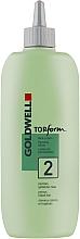 Духи, Парфюмерия, косметика Химическая завивка для пористых или окрашенных волос - Goldwell Topform 2