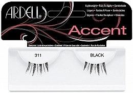 Духи, Парфюмерия, косметика Накладные ресницы - Ardell Accent Eyelashes 311 Black