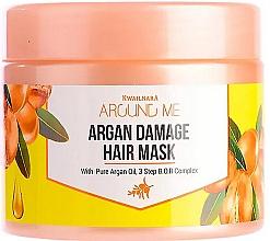 Духи, Парфюмерия, косметика Маска для поврежденных волос - Welcos Around Me Argan Damage Hair Mask
