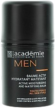 Духи, Парфюмерия, косметика Активный увлажняющий матирующий бальзам - Academie Men Active Moist & Matifying Balm