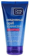 Духи, Парфюмерия, косметика Скраб для лица - Clean & Clear Blackhead Clearing Daily Scrub