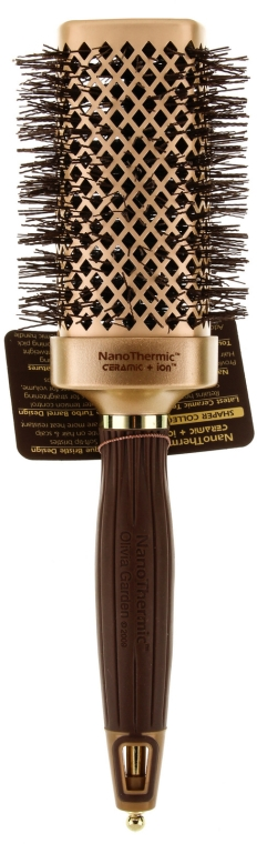 Термобрашиг 50мм - Olivia Garden Nano Thermic Ceramic + Ion Shaper 50 — фото N1