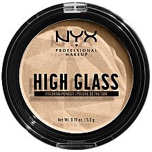 Духи, Парфюмерия, косметика Пудра для лица - NYX Professional Makeup High Glass Finishing Powder