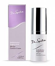 Духи, Парфюмерия, косметика Шелковый крем для контура глаз - Dr. Spiller Silk Eye Contour Cream