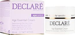 Духи, Парфюмерия, косметика Антивозрастной крем на основе экстракта пиона - Declare Age Control Age Essential Cream