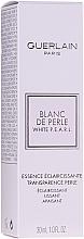 Духи, Парфюмерия, косметика Отбеливающая эссенция - Guerlain Blanc De Perle Whitening Essence