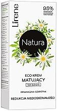 """Духи, Парфюмерия, косметика Дневной крем для лица """"Эдельвейс"""" - Lirene Natura Eco Cream"""