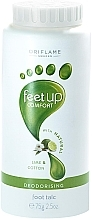 Духи, Парфюмерия, косметика Дезодорирующий тальк для ног - Oriflame Feet Up Comfort
