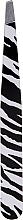 Духи, Парфюмерия, косметика Пинцет для бровей скошенный, 498738, черно-белый - Inter-Vion