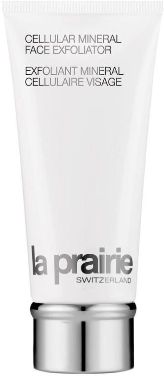 Скраб для лица - La Prairie Cellular Mineral Face Exfoliator — фото N1
