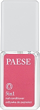 Духи, Парфюмерия, косметика Уход-Лечение для ногтей Укрепитель 5 в 1 - Paese Treatments 5 in 1