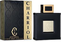 Духи, Парфюмерия, косметика Charriol Eau de Parfum pour Homme - Парфюмированная вода (тестер с крышечкой)