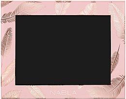 Духи, Парфюмерия, косметика Футляр для косметики, розовый - Nabla Liberty Six Customizable Palette