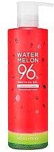 Духи, Парфюмерия, косметика Охлаждающий и увлажняющий гель с арбузом - Holika Holika Watermelon 96% Soothing Gel