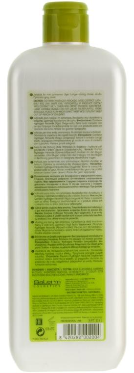 Осветляющая проявляющая эмульсия - Salerm Emulsion Reveladora — фото N4
